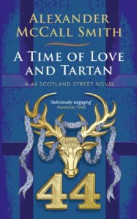Omslagsbild: A time of love and tartan av