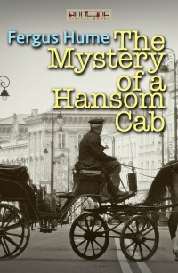 Omslagsbild: The mystery of a hansom cab av