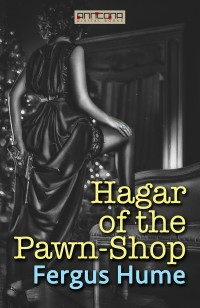 Omslagsbild: Hagar of the pawn-shop av