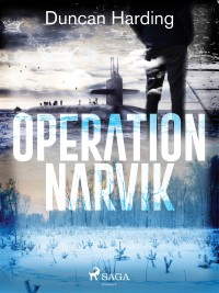 Book cover: Operation Narvik av