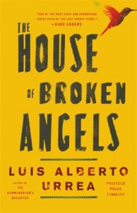 Omslagsbild: The house of broken angels av