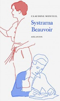 Book cover: Systrarna Beauvoir av