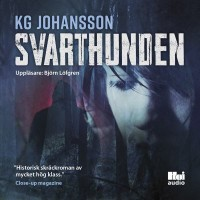 Book cover: Svarthunden av