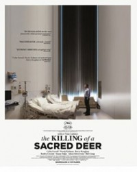 Omslagsbild: The killing of a sacred deer av