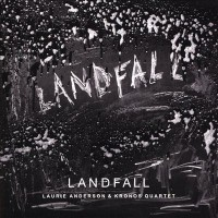Book cover: Landfall av