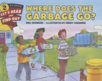 Cover art: Where does the garbage go? by