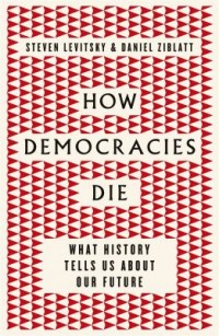 Omslagsbild: How democracies die av