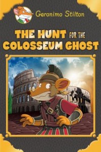 Omslagsbild: The hunt for the Colosseum ghost av