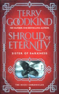 Book cover: Shroud of eternity av