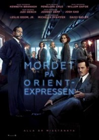 Omslagsbild: Murder on the Orient Express av