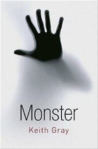 Omslagsbild: Monster av