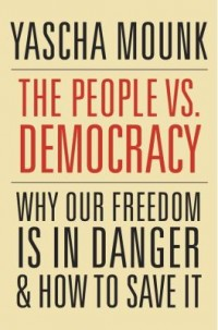Omslagsbild: The people vs. democracy av