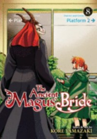 Omslagsbild: The ancient magus' bride av
