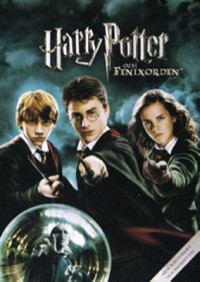 Omslagsbild: Harry Potter and the Order of the Phoenix av