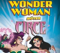 Omslagsbild: Wonder Woman möter Circe av