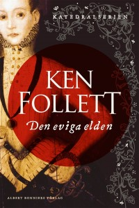 Book cover: Den eviga elden av