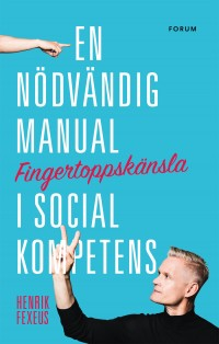 Book cover: Fingertoppskänsla av