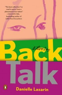 Omslagsbild: Back talk av