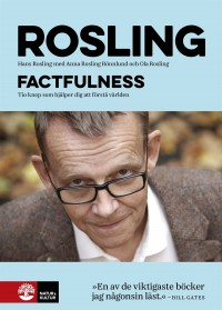 Book cover: Factfulness av