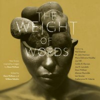 Omslagsbild: The weight of words av