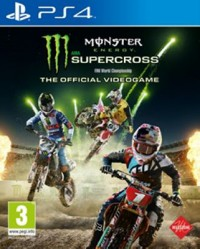 Omslagsbild: Monster energy supercross av