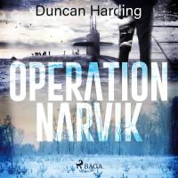 Omslagsbild: Operation Narvik av