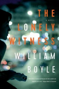 Omslagsbild: The lonely witness av