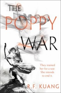 Omslagsbild: The poppy war av