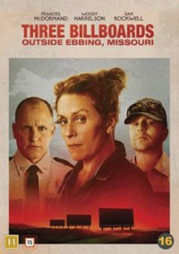 Omslagsbild: Three billboards outside Ebbing, Missouri av