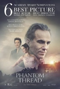 Omslagsbild: Phantom thread av