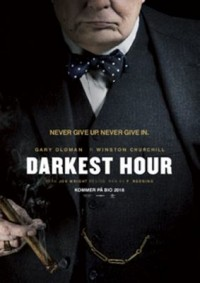 Omslagsbild: Darkest hour av
