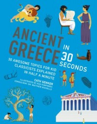 Omslagsbild: Ancient Greece in 30 seconds av
