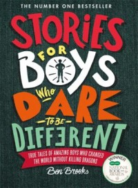 Omslagsbild: Stories for boys who dare to be different av