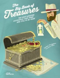 Omslagsbild: The big book of treasures av