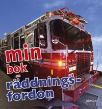 Cover art: Min bok om räddningsfordon by