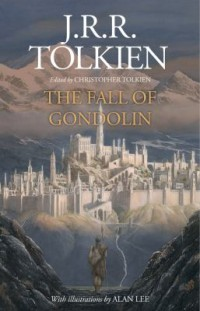 Omslagsbild: The fall of Gondolin av