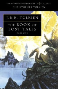 Omslagsbild: The book of lost tales av