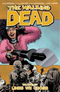 Omslagsbild: Image Comics presents The walking dead av