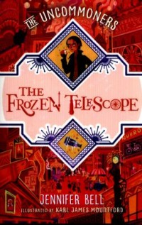 Omslagsbild: The frozen telescope av