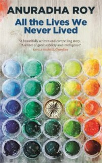 Omslagsbild: All the lives we never lived av