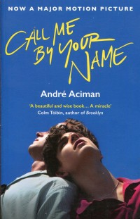 Omslagsbild: Call me by your name av