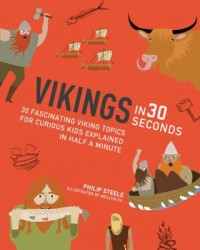 Omslagsbild: Vikings in 30 seconds av