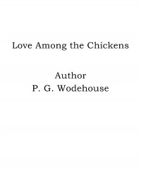 Omslagsbild: Love among the chickens av