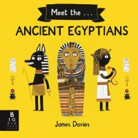 Omslagsbild: Meet the ancient Egyptians av