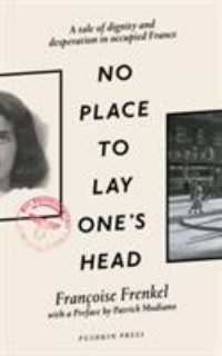 Omslagsbild: No place to lay one's head av