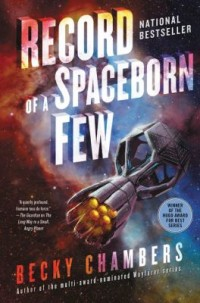 Omslagsbild: Record of a spaceborn few av