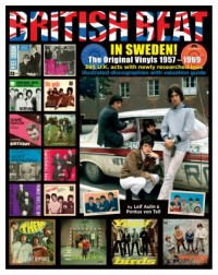 Omslagsbild: British beat in Sweden! av