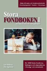 Cover art: Stora fondboken by