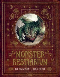 Omslagsbild: Monsterbestiarium av