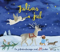 Omslagsbild: Julias jul av